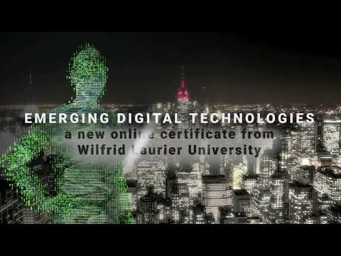 Emerging Digital Technologies