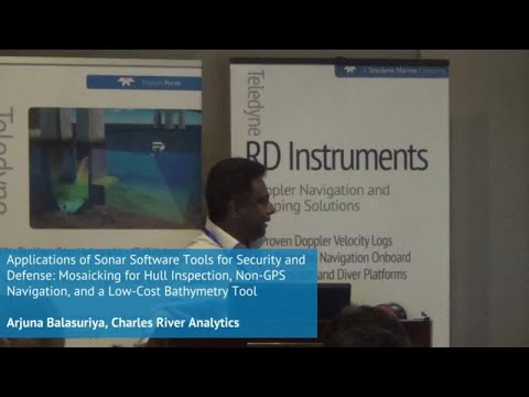 Applications of Sonar Software Tools for Security and Defense