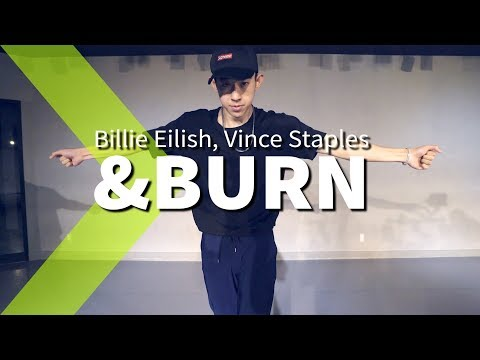 Billie Eilish, Vince Staples - &burn / HUNT Choreography.