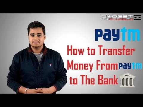 How To transfer money from paypal to bank account Easy Ways(money world) from YouTube · Duration:  3 minutes 1 seconds  · 926 views · uploaded on 3/25/2015 · uploaded by Money World