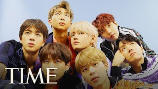 Baixar BTS On Their New Album, Reveals Who Has The Best Dance Moves & More | TIME 100 | TIME