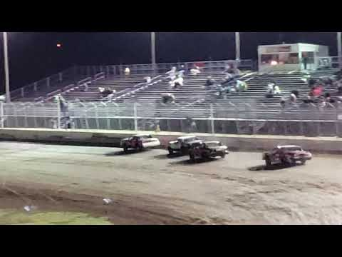 Hobby stock A Feature RPM Speedway 4.27