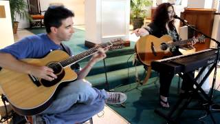 Amy Steinberg & Keith Berger - Take This Ache - Center for Spiritual Living, Boca Raton 4-1-12