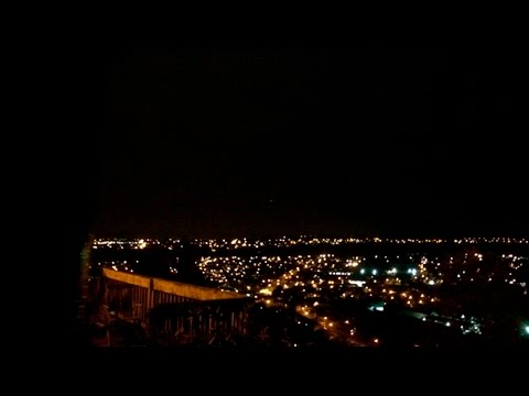 UFO during Storm over Halifax, West Yorkshire | UFO Sightings 2015 | UFO West Yorkshire