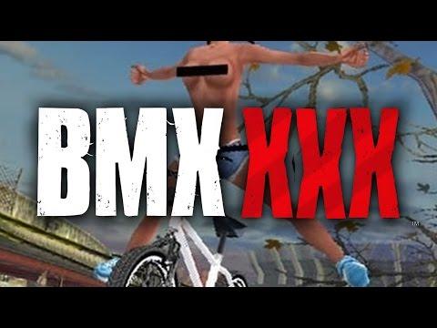 GREATEST BMX GAME OF ALL TIM. (BMX XXX, Part 1)