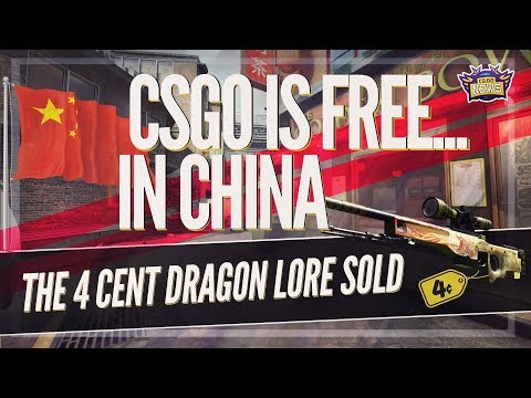 CSGO is FREE in China! Colored Smokes Coming to CSGO? Olofmeister Set for FaZe
