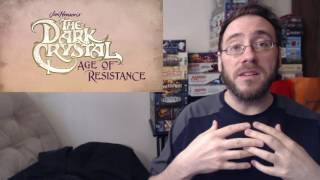 The Dark Crystal Age of Resistance Teaser Reaction & Review   Generation Jak