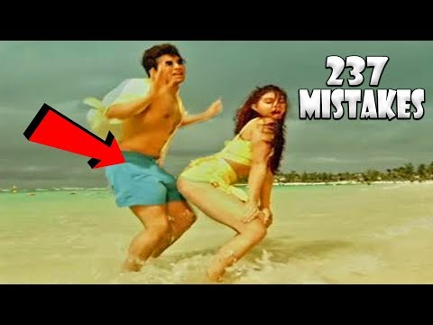 (237 Mistakes) In Judwaa 2 - Plenty...