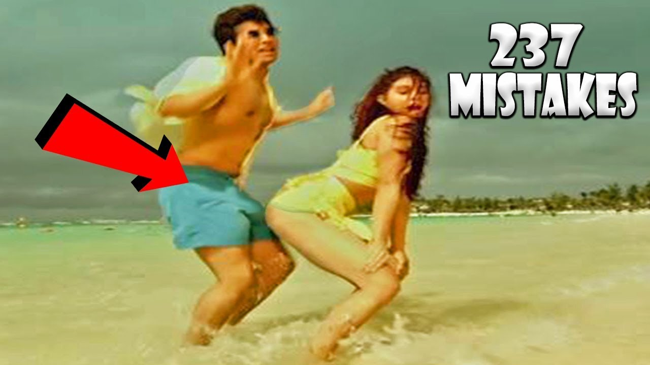 (237 Mistakes) In Judwaa 2 - Plenty Mistakes in Judwaa 2 Full Hindi Movie - Varun Dhawan #1