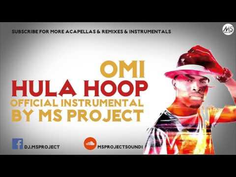 OMI - Hula Hoop (Official Instrumental) + DL