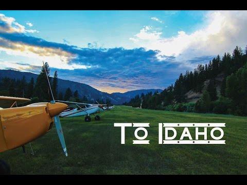 To Idaho
