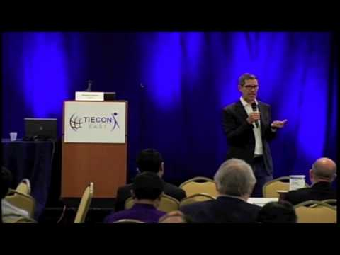 TiECON East 2013 - From Startup to IPO with Michael Simon