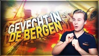 EEN EPISCH GEVECHT IN DE BERGEN!! - Fortnite Battle Royale (Nederlands)