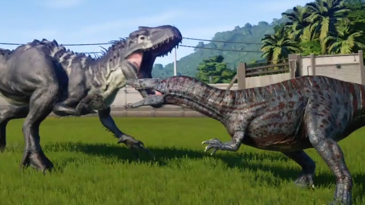 how to get indominus rex in jurassic world evolution