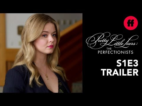 Pretty Little Liars: The Perfectionists | Season 1, Episode 3 Trailer | Suspicious Activity