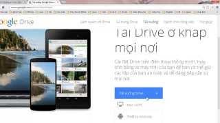 Hướng dẫn sử dụng Google Drive + Calendar