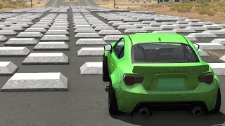 BeamNG Drive - Random Vehicle Crash Testing #12