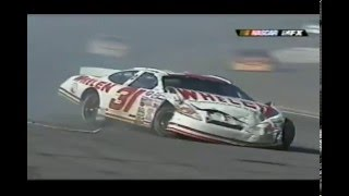 top 10 dave blaney crashes nascar