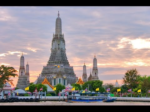 Wat Arun (Temple of the Dawn ) GoPro