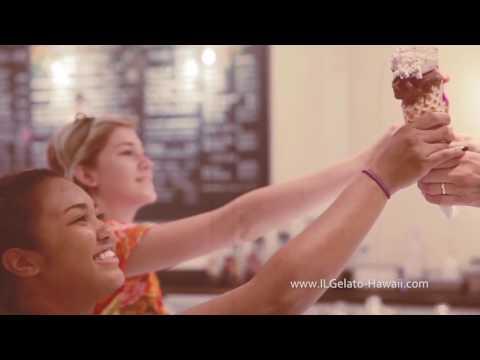 IL Gelato Hawaii - TV Commercial