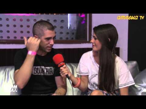 Interview Giuseppe Ottaviani @ AmnesiaTV 2013