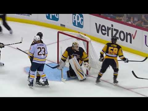 Buffalo Sabres vs Pittsburgh Penguins - September 27, 2017 | Game Highlights | NHL 2017/18