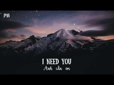 I Need You - M83     Lyrics + Vietsub.