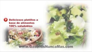 Repeat youtube video Medicina Natural Para La Gastritis