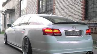 Тюнинг выхлопной системы Lexus 430 2005 года