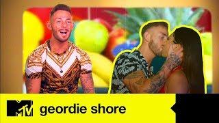 Ep #9 Highlights: New Geordie Lad Adam Guthrie Causes Abbie Holborn To Kick Off   Geordie Shore 1709