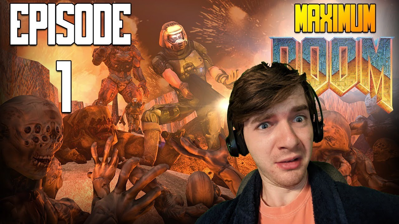 Temple of Doom Minecraft Adventure, Part 1 - YouTube