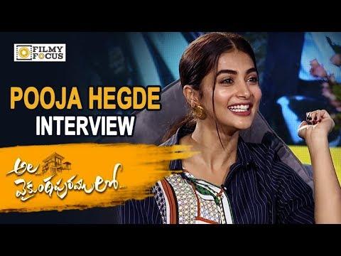 pooja-hegde-interview-about-ala-vaikunta-puram-lo-movie-||-allu-arjun,-trivikram---filmyfocus.com