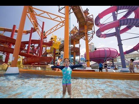 เด็กจิ๋ว@สวนน้ำ Cartoon Network ตอน3 1 เครื่องเล่นเด็ก Cartoonival [N'Prim W275]