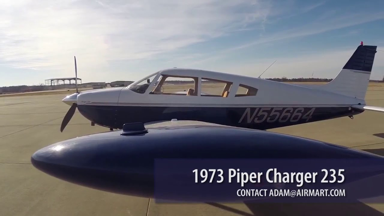 N55664  1973 Piper Cherokee 235 Aircraft For Sale at Trade-A-Plane com