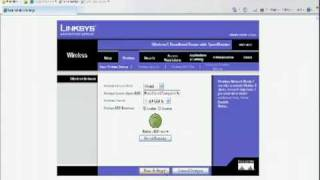 Your Linksys Wireless Router How To Setup A