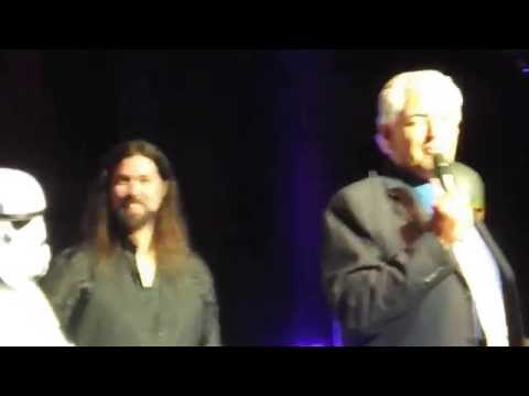 Metal Hammer Golden Gods Awards 16.06.2014 - David Prowse (Feat. Steel Panther)