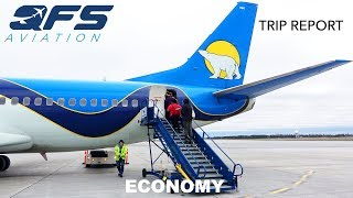 TRIP REPORT | Canadian North Airlines - 737 300C - Ottawa (YOW) to Iqaluit (YFB) | Economy