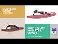 Surf & Skate Wallets & Money Organizers Surf Skate, Street Fashion