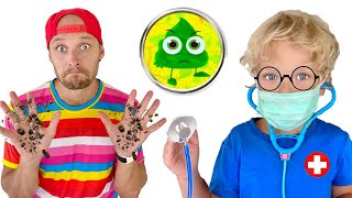 Wash Your Hands story with LEV family SHOW