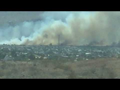 Fire In Laughlin,NV 8/18/19
