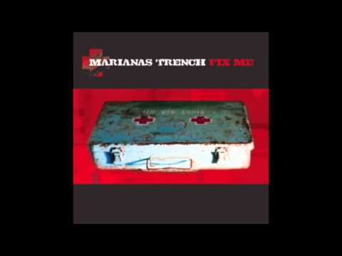 "Marianas Trench ""Skin & Bones"" (Official Audio)"