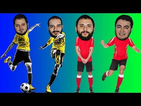 Playstation Türkiye vs. Mediakraft Türkiye - Maç Yaptık