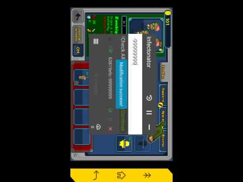 How to hack Infectonator (Android) (Root)
