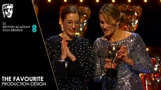 The Favourite Wins Production Design | EE BAFTA Film Awards 2019