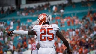2017 Miami Dolphins 3rd Round Pick Quick Review - Cordrea Tankersley - CB Clemson