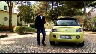 Своими глазами - Opel Adam - три настроения