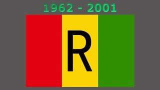 History of the Rwanda flag