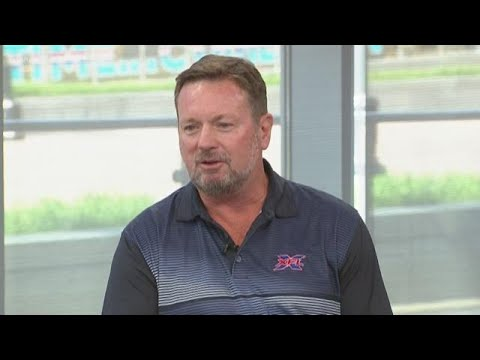 Jeff K - Bob Stoopes Talks XFL 'Renegades' And Why He Decided to Return To Football