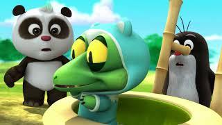 Кротик и Панда - 12 серия - Новые мультики для детей