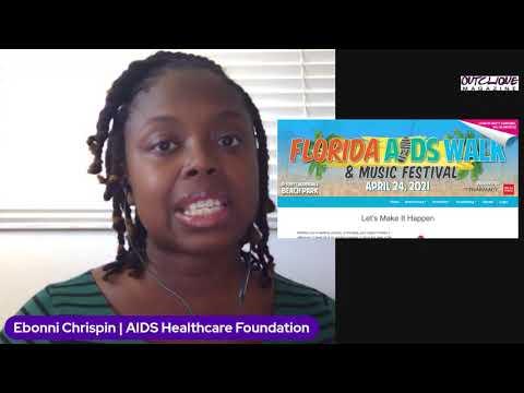 Ebonni N  Chrispin, Legislative Affairs and Community Engagement Manager of AHF
